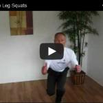 Single Leg Squats