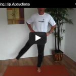 Standing Hip Abductions