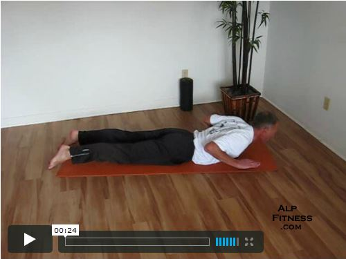 Alp Fitness | Video: Back Extension