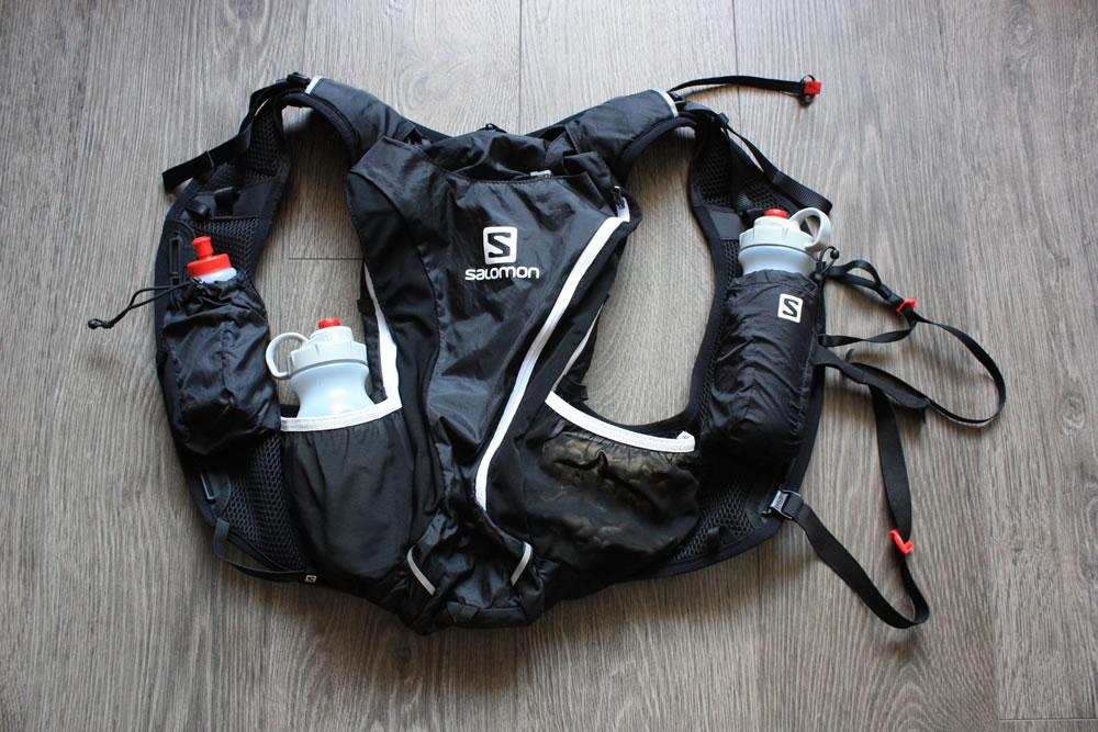 bf46a1695d Gear Review: Salomon Running Packs