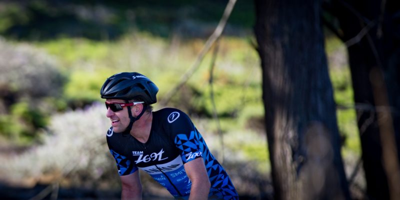 Endurance training for triathlon and trails.